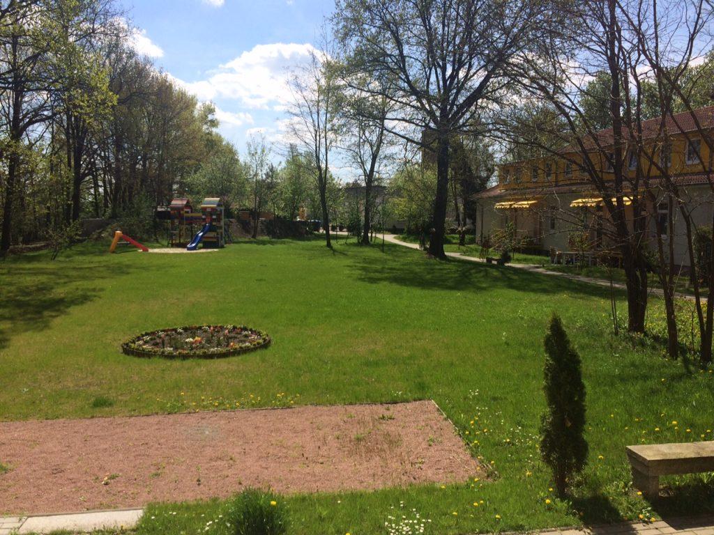 Außenansicht Appartementvermietung Teltow