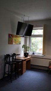 Beispiel möbliertes Zimmer der Zimmervermietung Teltow